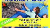 Rendez-vous le 7 avril prochain de 18 h à 20 h à la Loge à Beaupréau.